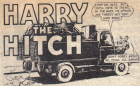Harry the Hitch. A humorous Hornet story.